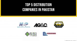 Top 5 distribution companies in Pakistan